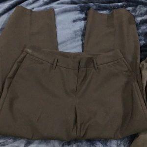 New York & Company polyester black pants size 12